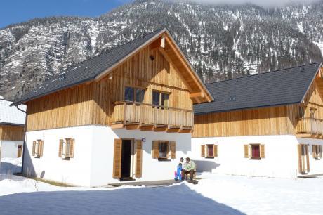 vakantiehuis Luxery Salzkammergut Chalet B in Obertraun