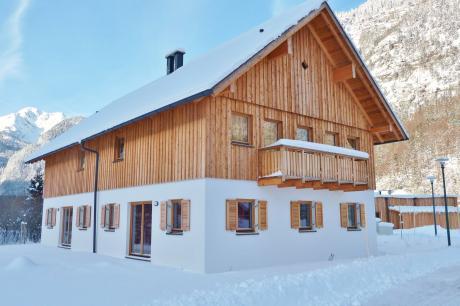 vakantiehuis Luxery Salzkammergut Chalet C in Obertraun