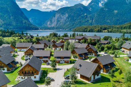 vakantiehuis Luxery Salzkammergut Chalet E in Obertraun
