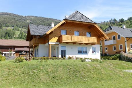 vakantiehuis Martiniberg in Sankt Michael im Lungau