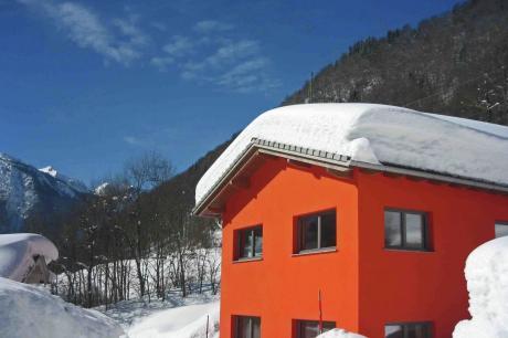 vakantiehuis Sonnenhalb in Dalaas