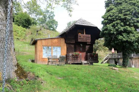 vakantiehuis Kleiner Troadkasten in Liebenfels