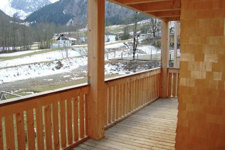 vakantiehuis Mountainlodge Brand in Brand in Vorarlberg