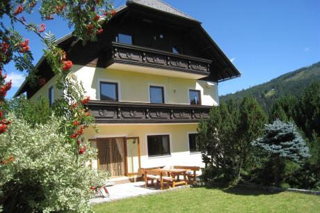 vakantiehuis Alpenrose in Thomatal
