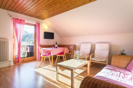 vakantiehuis Edelweiss in Thomatal