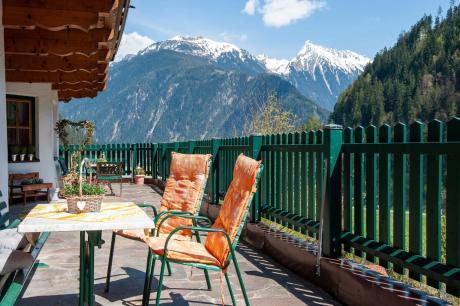 vakantiehuis Schmalzl I in Mayrhofen
