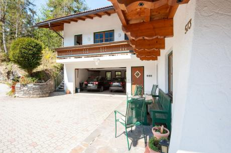 vakantiehuis Schmalzl II in Mayrhofen