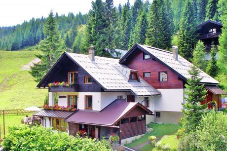 vakantiehuis Nassfeld in Nassfeld