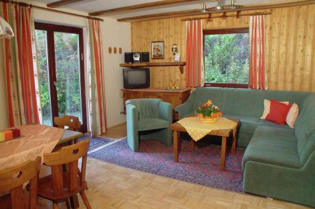 vakantiehuis Sonnenalp in Nassfeld