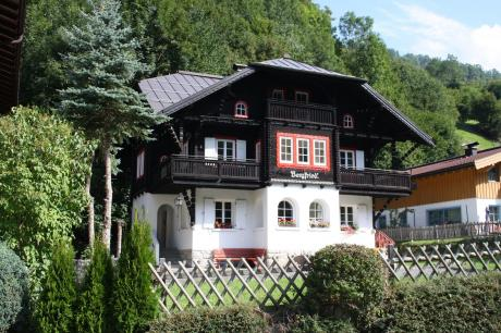 vakantiehuis Villa Bergfried in Zell am see