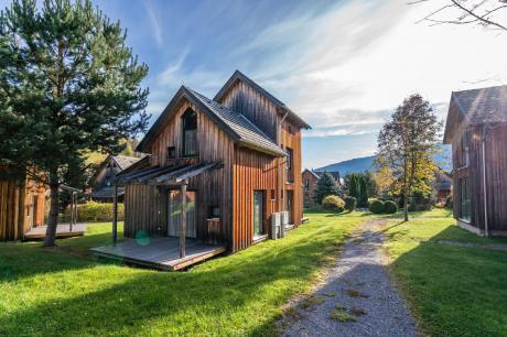 vakantiehuis Troadkasten in Kreischberg Murau
