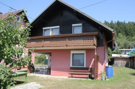 vakantiehuis Bernadette in Eberndorf