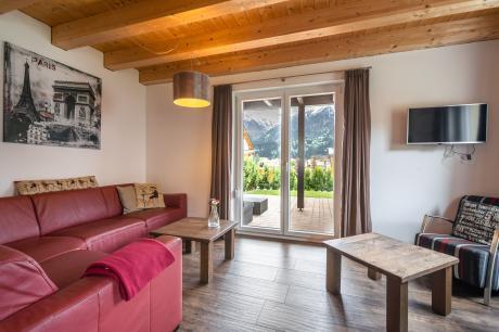 vakantiehuis Chalet KIPAJI XL in Kötschach Mauthen