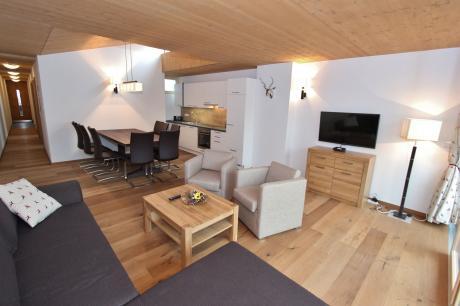 vakantiehuis Wildkogel Appartement A in Neukirchen am Großvenediger