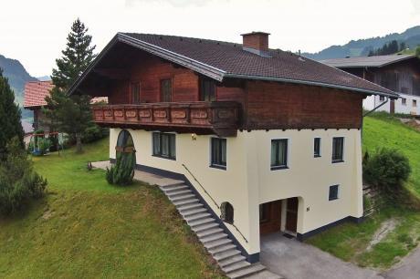vakantiehuis Chalet Kristall in Grossarl