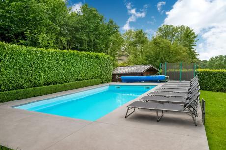 Gîte de 8 personnes avec piscine
