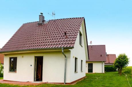 4-Raum-Ferienhaus Klaus mit Meerblick