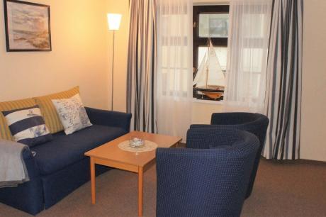 In Der Hansestadt Wismar Hafenwohnung 5