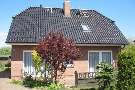 Ostsee-Haus Windland auf der Insel