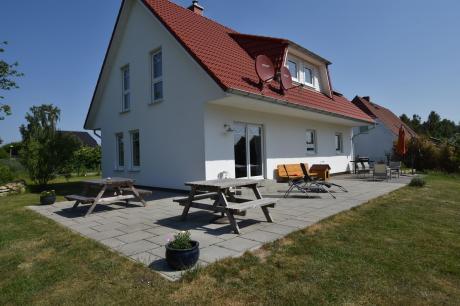 Ferienhaus nahe Insel Poel mit Kamin Terrasse und