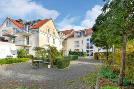 Appartement in Wiek auf der Insel Rügen