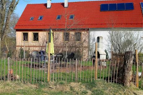 Vakantiehuis Alpaka Farm