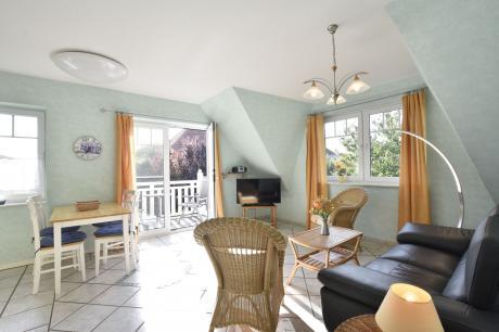 Haus Nordlicht Wohnung Windjammer