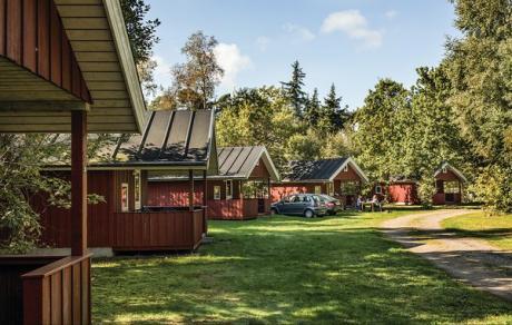 Juelsminde Campinghytte
