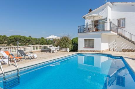 Vakantiehuis Spanje - :