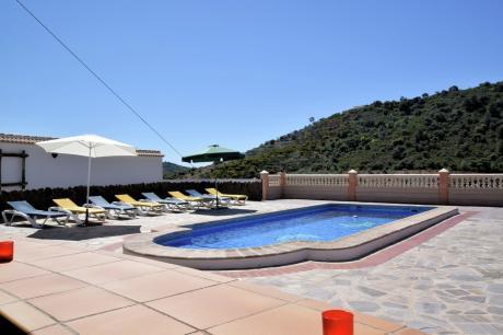 Vakantiehuis Villa Alejandro