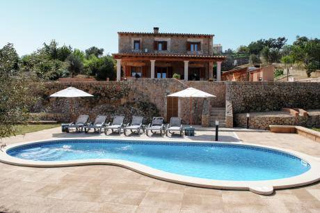 Vakantiehuis Spanje - Balearen / Mallorca:
