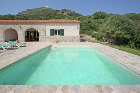 Vakantiehuis Canyar Enzell