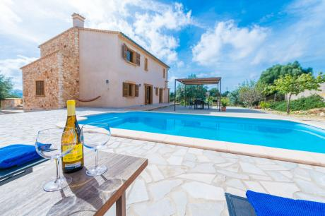 chalet Mallorca - Casa Puig De Na Franquesa