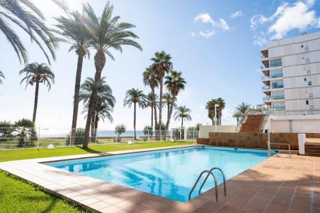 Beachfront appartment