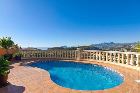 Vakantiehuis Spanje - Costa Blanca: