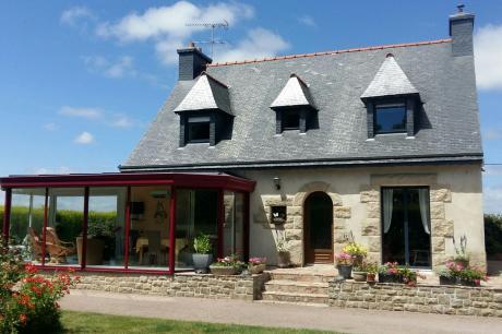 Belle maison bretonne
