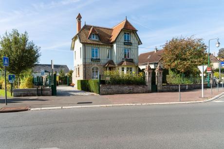 Vakantiehuis Villa Normande 10 pers