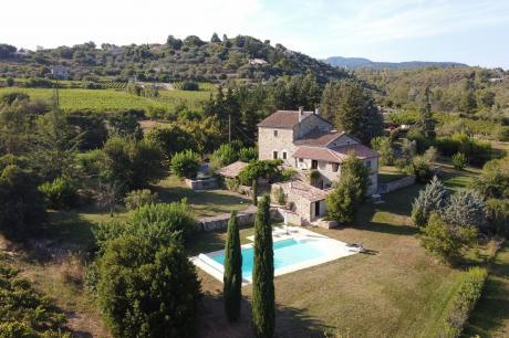 Villa Largentière - Frankrijk