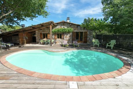 Villa 1 - St Alban-Auriolles