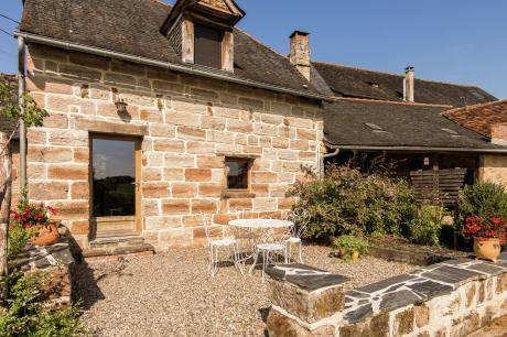 Vakantiehuis Frankrijk - Limousin: