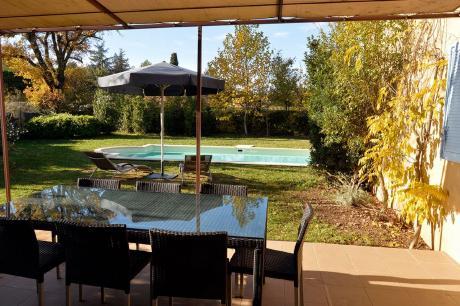 Foto vakantie Frankrijk -Villa Le Clos Savornin 8p Domaine