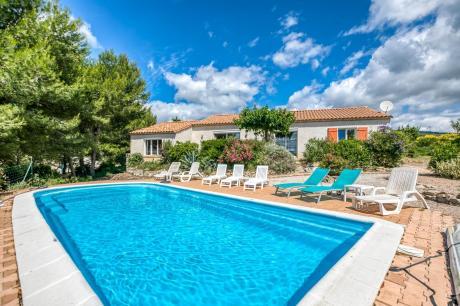Villa Piscine As Mourels