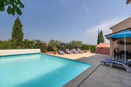 Ferienhaus Frankreich - Languedoc-Roussillon: