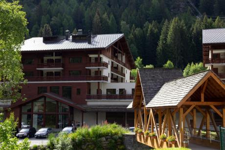 Resort les Portes du Mont Blanc 3