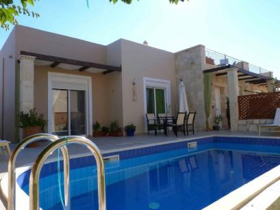 Azure Villa with Private Pool