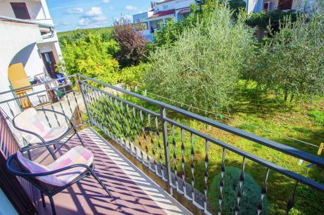 Apartment Complex Vitas Funtana / Two-Bedroom Apa