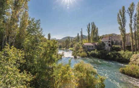 Vakantiehuis Blato na Cetini