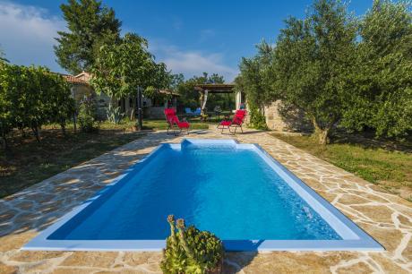 Vakantiehuis Kroatië - Noord Dalmatië: