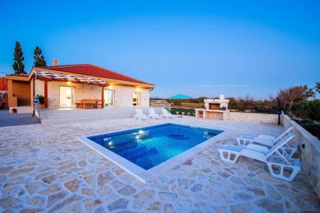 Holiday home Croatia - Northern Dalmatia: