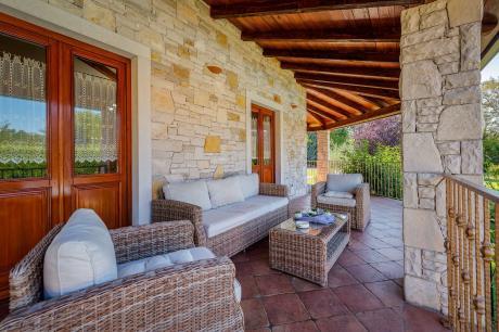 Holiday home Croatia - Istra: